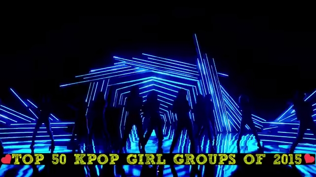 the song master top 50 girlgroups 2015