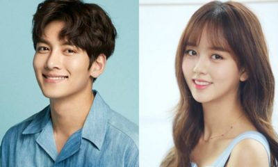Ji Chang Wook and Kim So Hyun